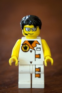 Lego Photobooth Fun operator