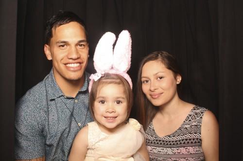 Photobooth cute bunny ears