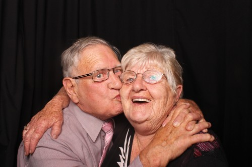 Photo Boothing in your 80s