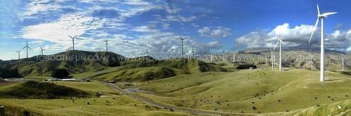 Palmerston North Wind Farm