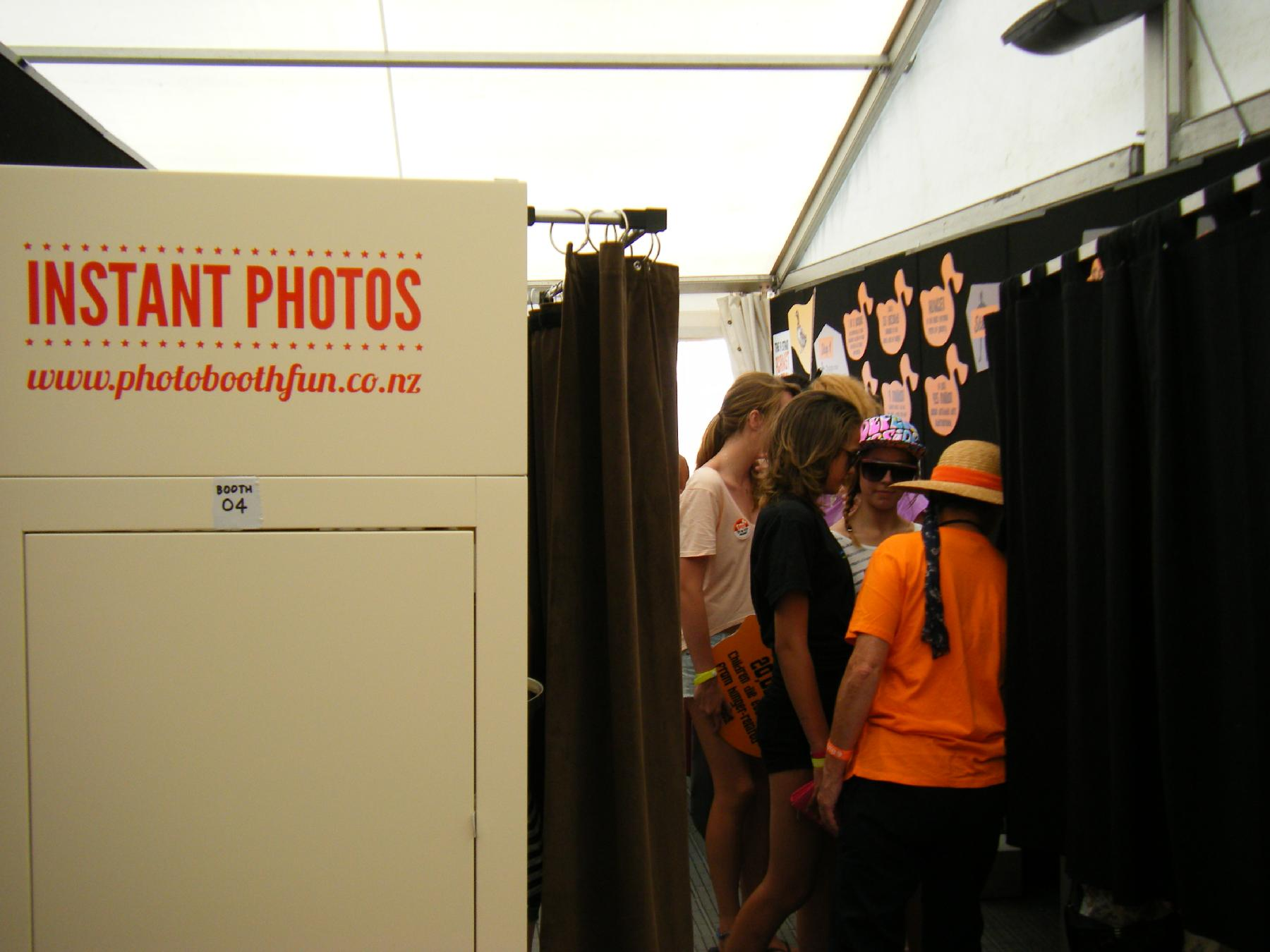 Photo Booth Fun - New Zealand's Photo Booth Hire Company