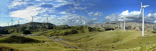 Palmerston North Wind Farm